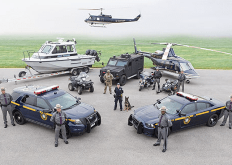 New York State Troopers