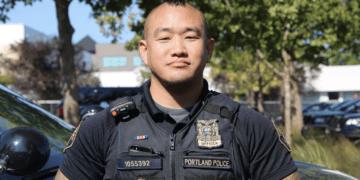 Portland police officer