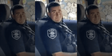 Seattle police officer
