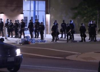 Colorado protesters