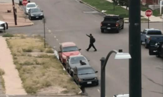 Denver man dies