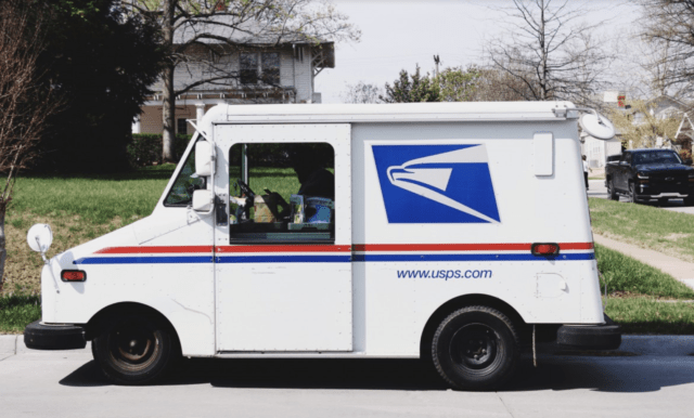 Chicago mail carriers