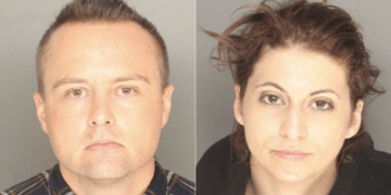 Pair arrested