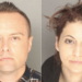 Pair arrested