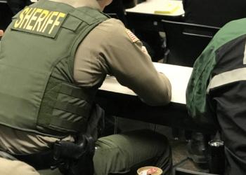 Oregon sheriffs