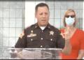 Democrat sheriff