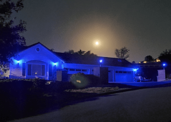 Southern California neighborhood