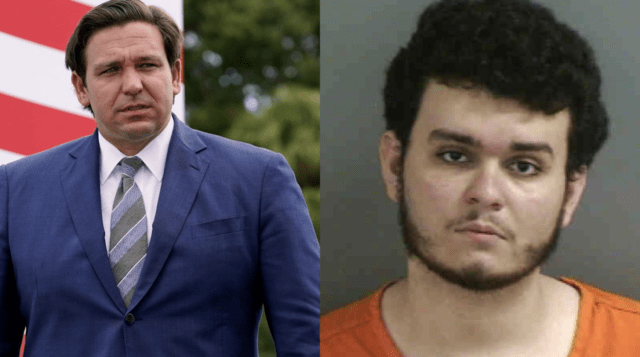 Man Charged With Changing Voter Registration Information Of Florida Gov. Ron DeSantis