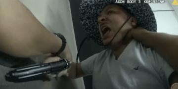 pistol whipping