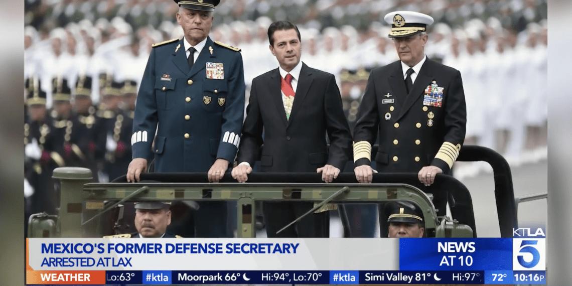 former Mexican defense secretary