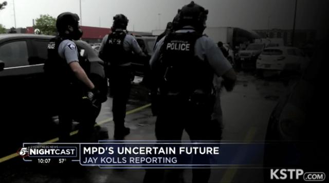 Minneapolis officers
