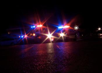 deputy dragged