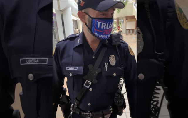 Trump Adviser Draws Fire For Facial Covering Tweet