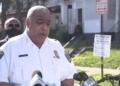 Baltimore officers ambushed
