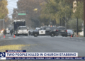 California stabbing spree