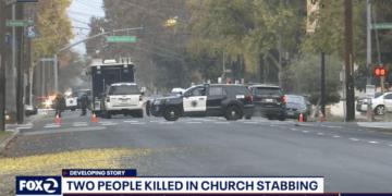 California stabbing spree