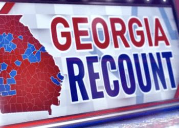 Georgia election monitor