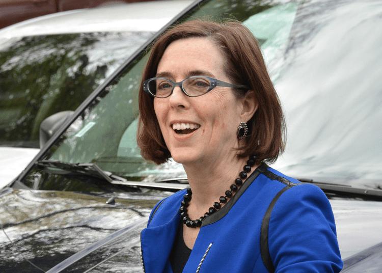 Oregon governor