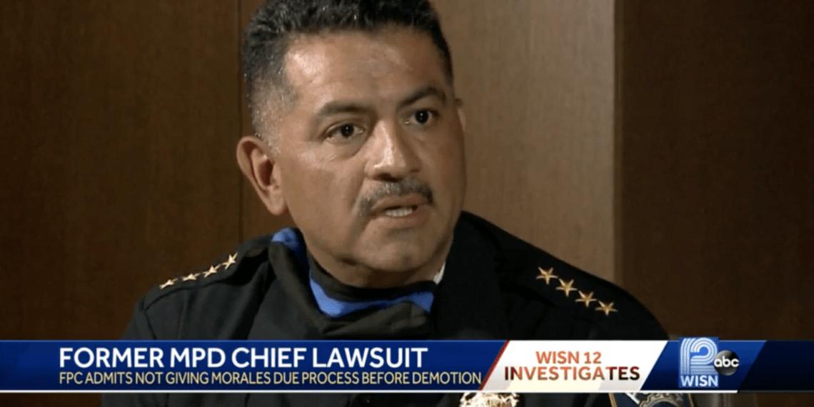 Milwaukee chief