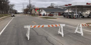 Minnesota officer ambushed