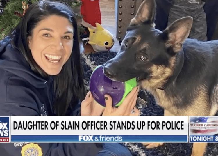 slain officer