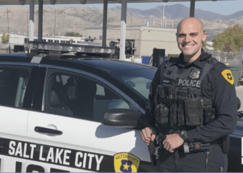 Utah law enforcement officers