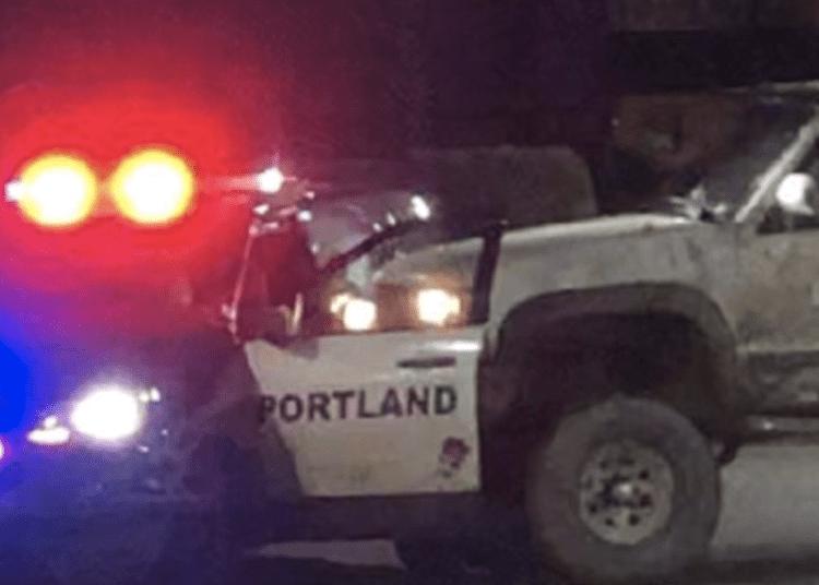 Portland officer