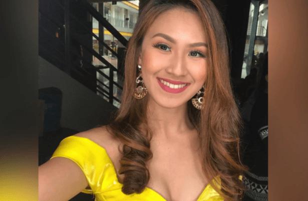 Philippine Airlines flight attendant