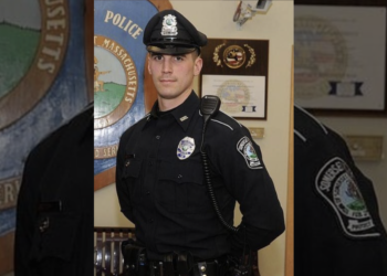 Massachusetts cop