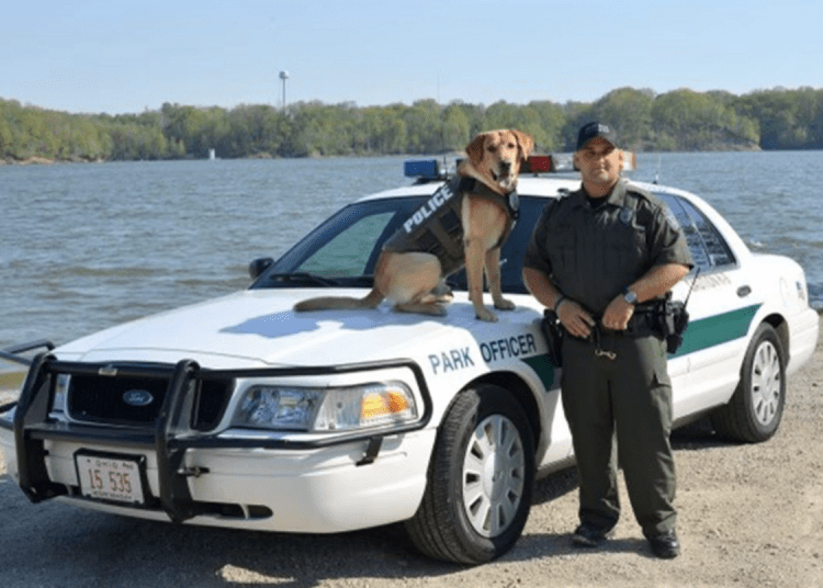 Ohio police officer