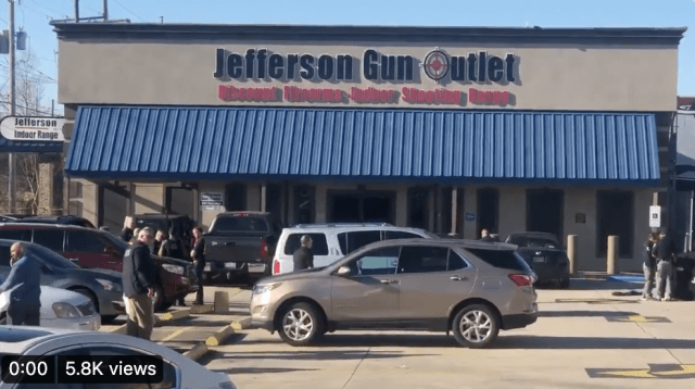 Shooting at Louisiana Gun Store Leads to Multiple Deaths