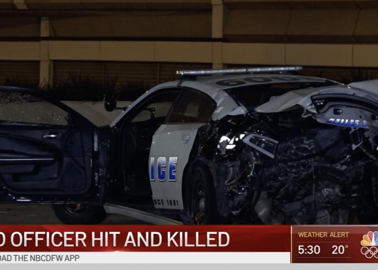 Dallas police officer