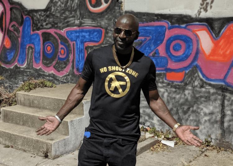 Baltimore activist
