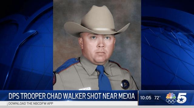 Texas trooper