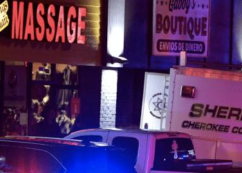 Atlanta mass murder