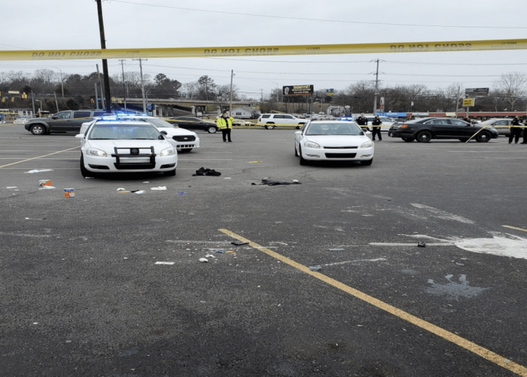 Metro Nashville Police Officer