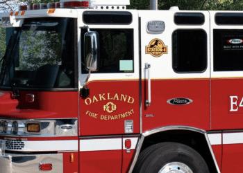 Oakland fire