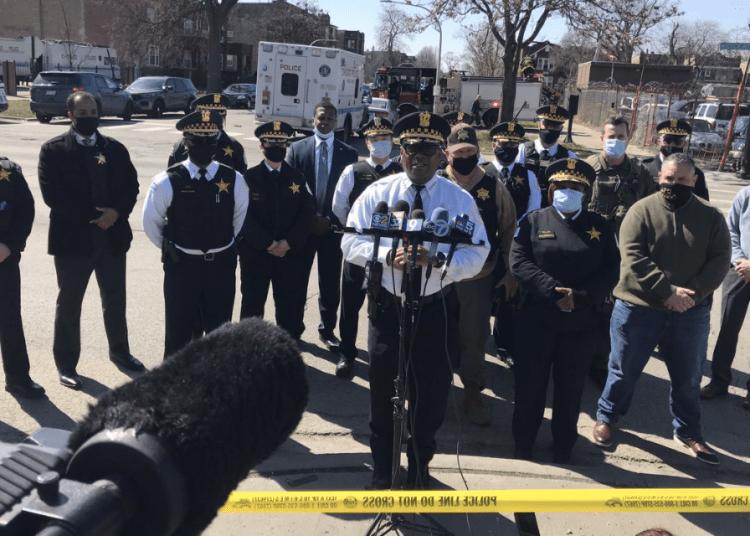 Chicago officer