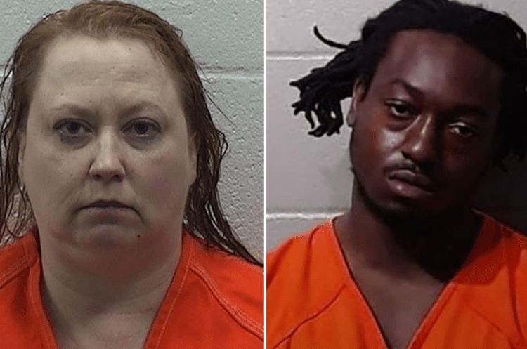 Evans and Square were arrested in connection to the murder of Evan's husband, 50-year-old Pastor David Evans, police said. (Oklahoma State Bureau of Investigation)