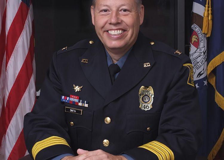 KCPD Chief Richard Smith