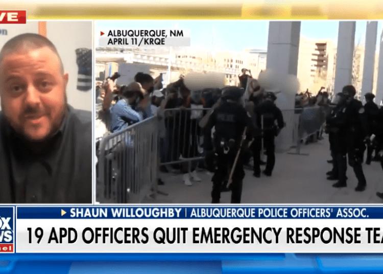 Albuquerque officers resign