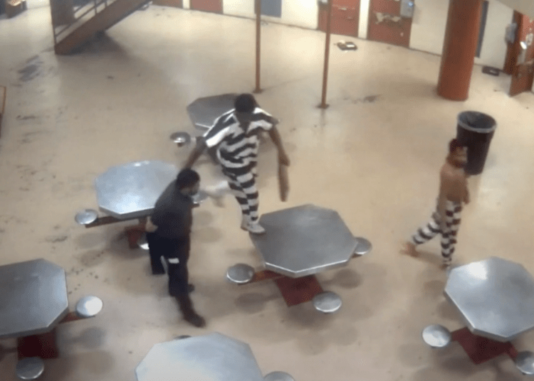 Oklahoma City inmate