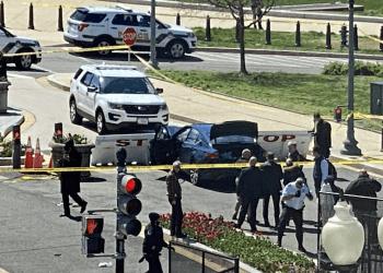 Capitol officer dead