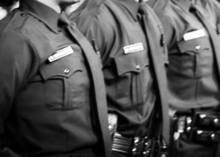murdering police officer
