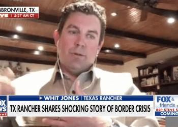 Texas rancher
