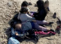 abandoned migrant children