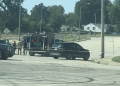 Mississippi officer shot