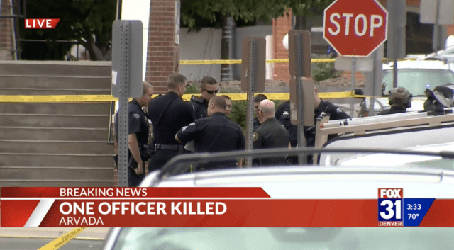 Officer among 3 dead in Colorado shooting