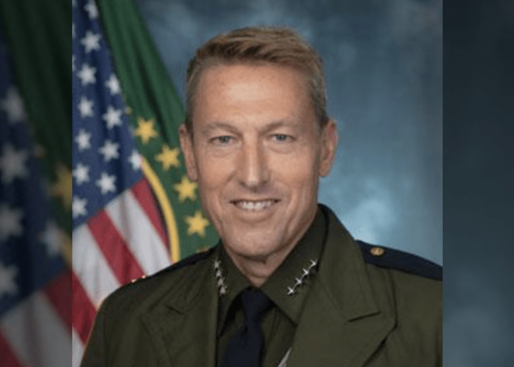 Border patrol chief