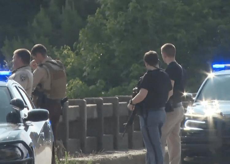 Georgia suspect killed